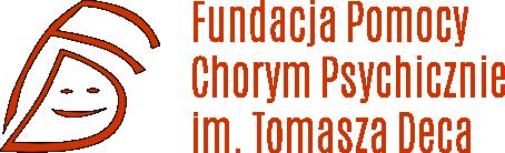 Logo Fundacji Pomocy Chorym Psychicznie im. Tomasza Deca