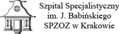 Logo Szpitala im. Babińskiego w Krakowie